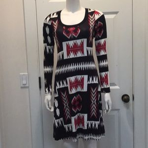 Karen Kane A line dress, Size S NWT
